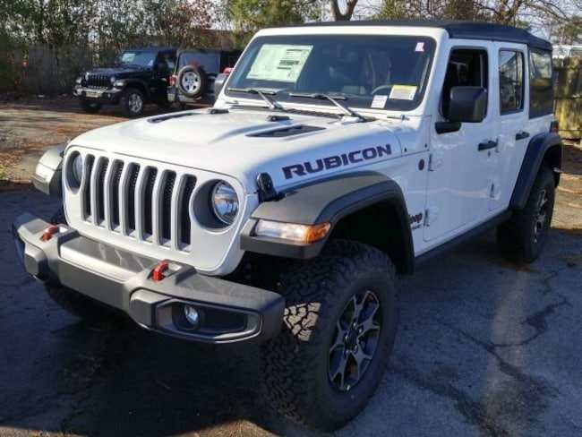 35 New 2019 Jeep Wrangler Release Date And Concept