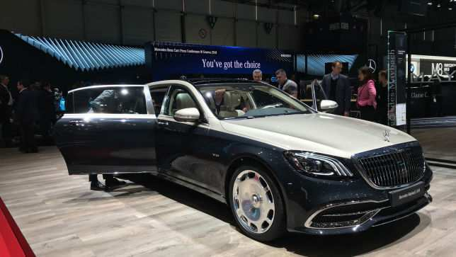 35 New 2019 Mercedes Maybach S650 Photos