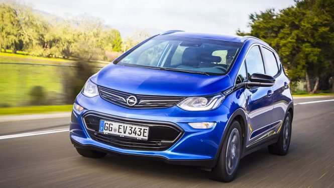 35 New 2019 Opel Ampera Photos
