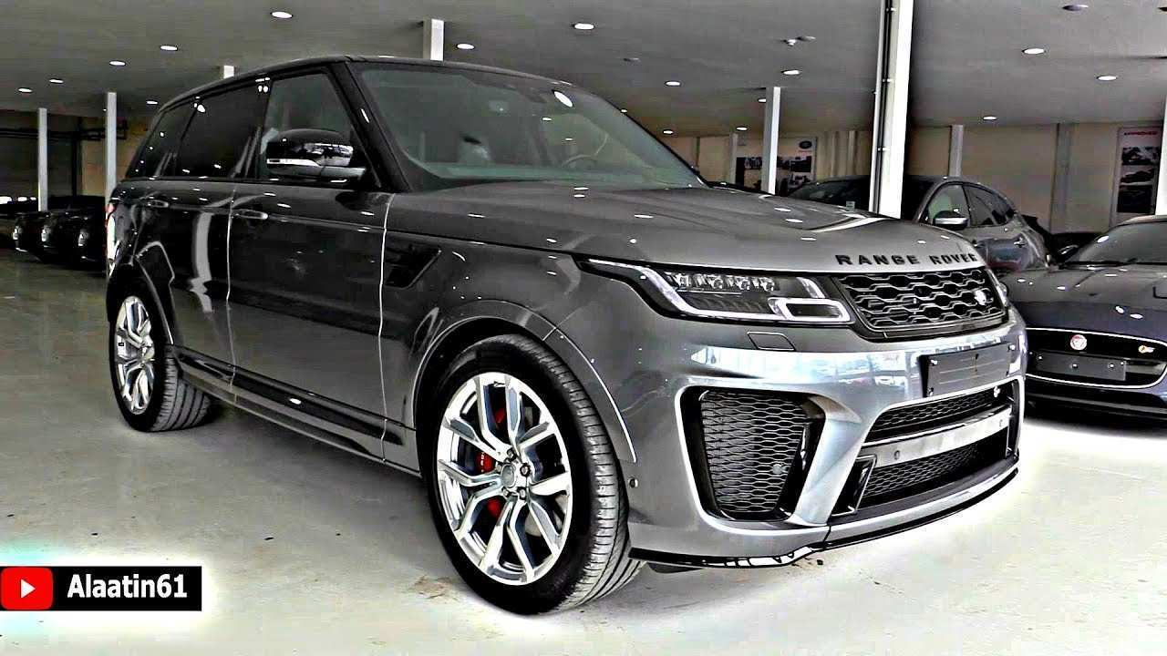 35 New 2019 Range Rover Sport New Concept
