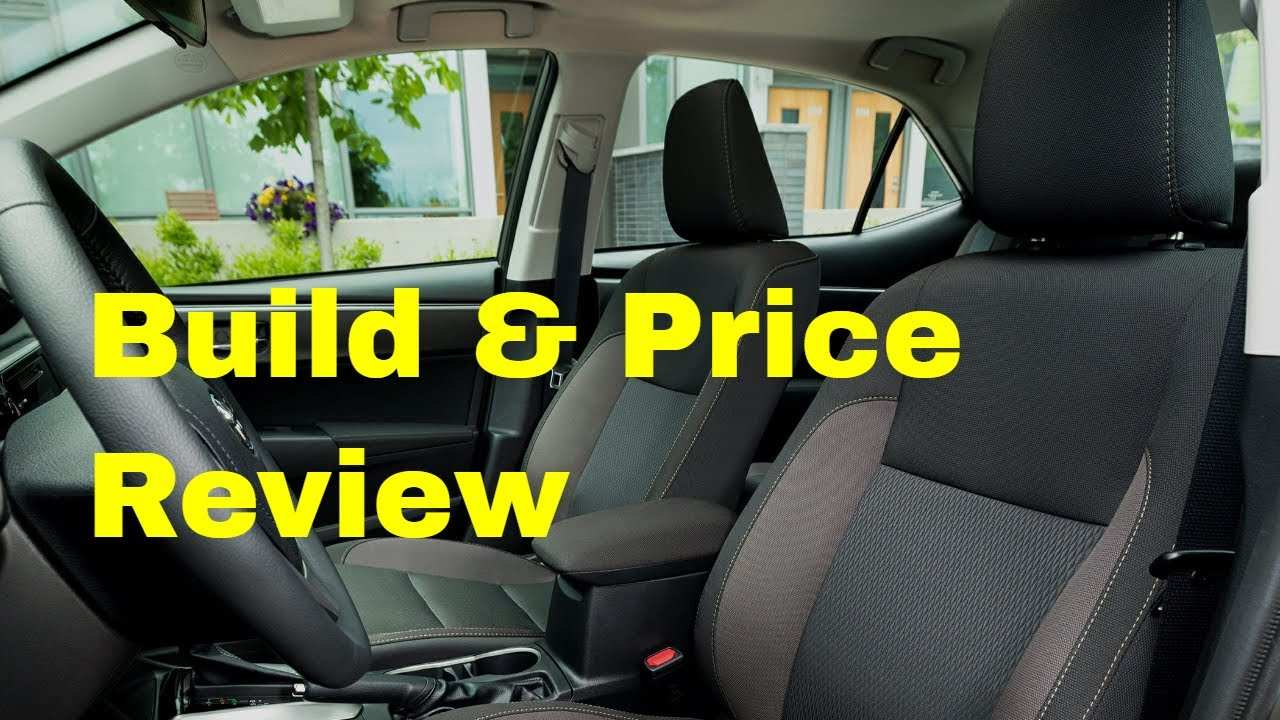 35 New 2019 Toyota Build And Price Performance