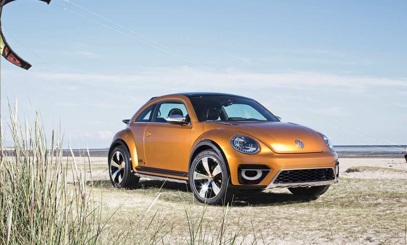 35 New 2019 Volkswagen Beetle Dune Release Date And Concept