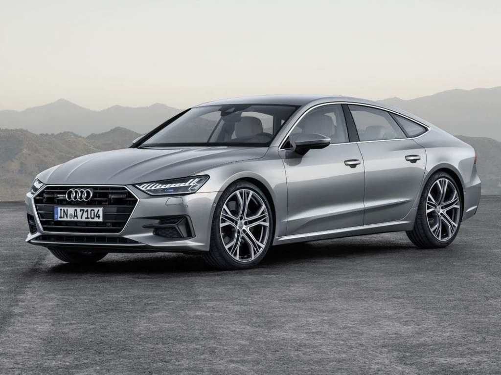 35 New 2020 Audi A7 Colors Prices