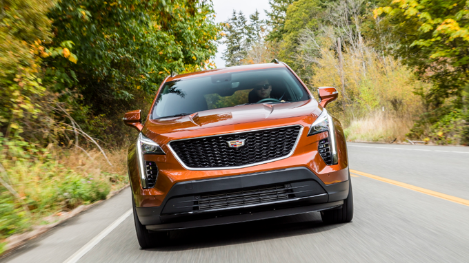 35 New 2020 Cadillac Xt4 Release Date Prices