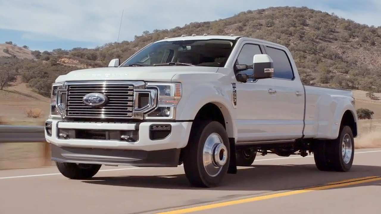 35 New 2020 Ford F450 Super Duty Release Date