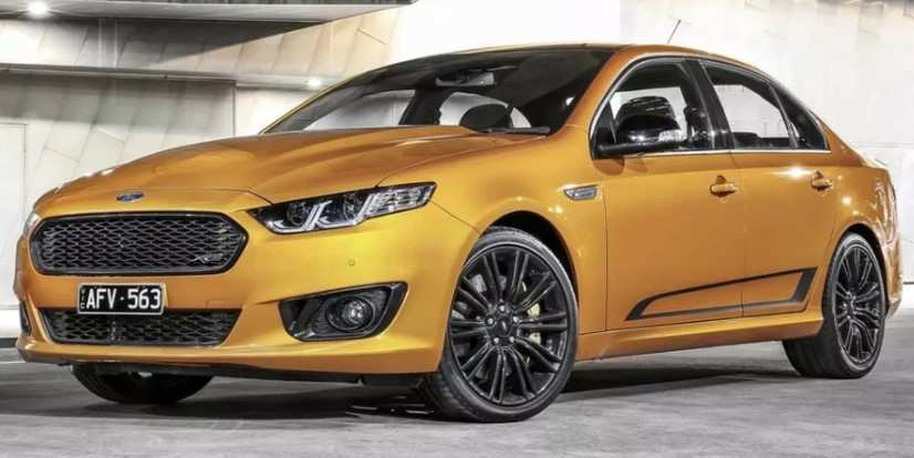 35 New 2020 Ford Falcon Gt New Review