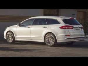 35 New 2020 Ford Mondeo Vignale New Model And Performance