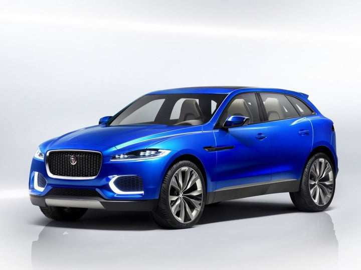 35 New 2020 Jaguar C X17 Crossover Prices