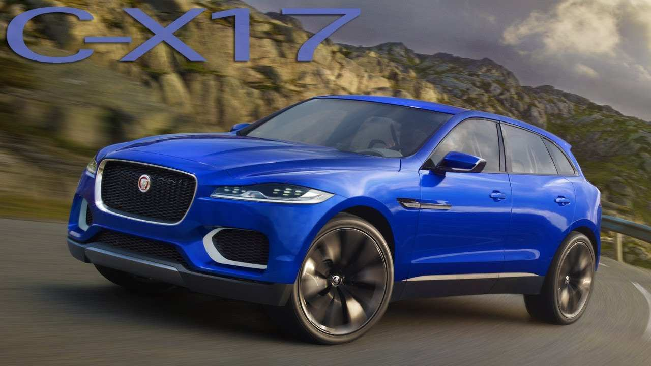 35 New 2020 Jaguar C X17 Crossover Speed Test