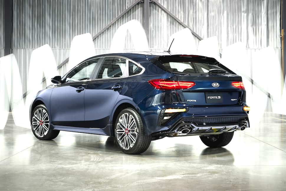 35 New 2020 Kia Forte Hatchback New Review
