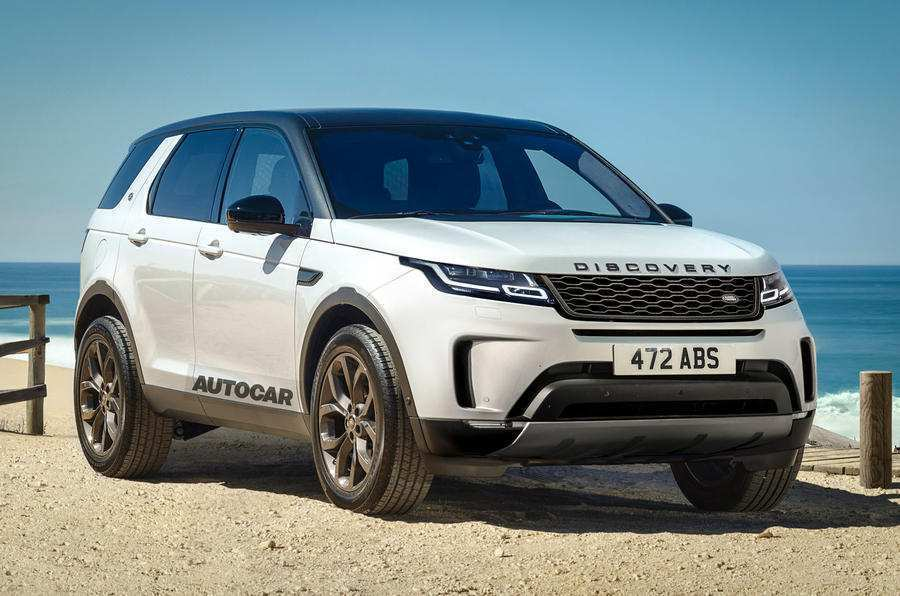 35 New 2020 Land Rover Discovery Spy Shoot