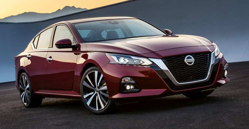 35 New 2020 Nissan Maxima Detailed Interior