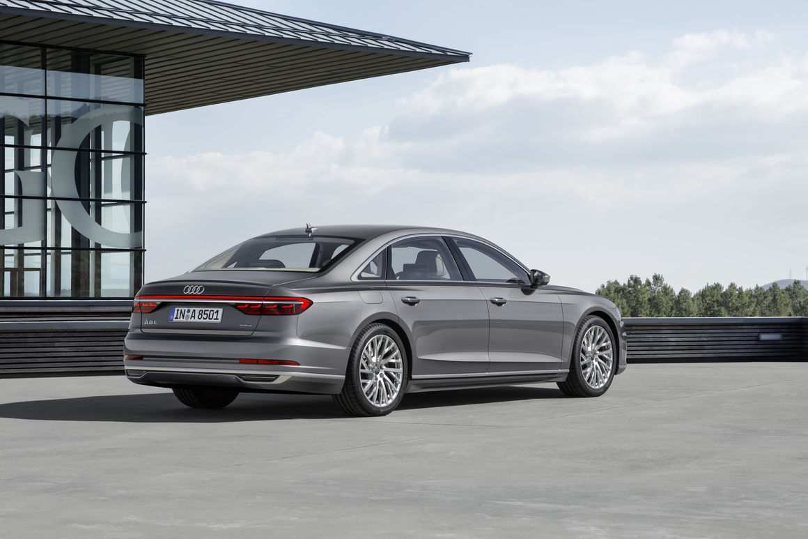 35 New Audi A8 Price And Review