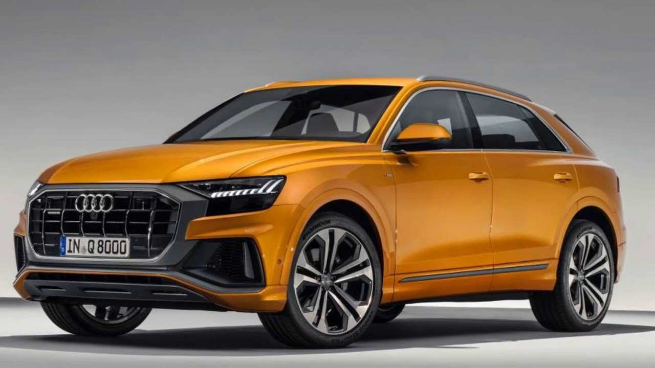 35 New Audi Suv 2020 Redesign And Concept