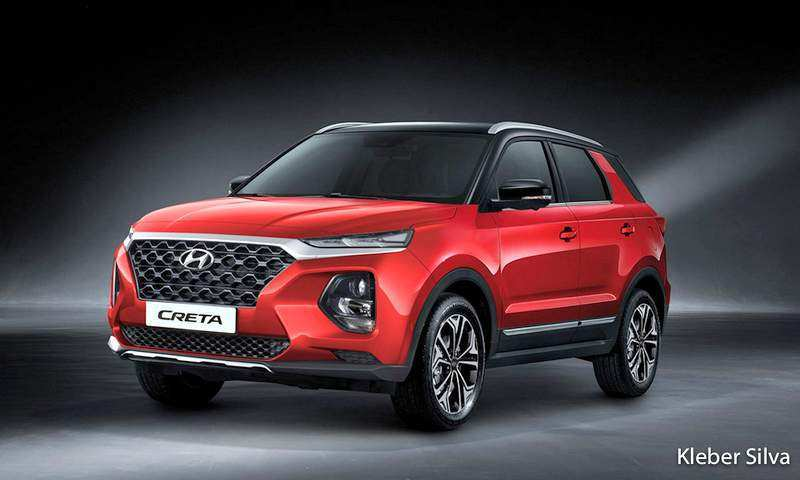 35 New Hyundai Creta Facelift 2020 Wallpaper