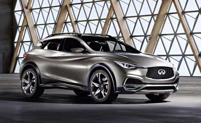 35 New Infiniti Truck 2020 Spesification