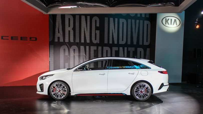 35 New Kia Pro Ceed Gt 2019 Redesign And Review