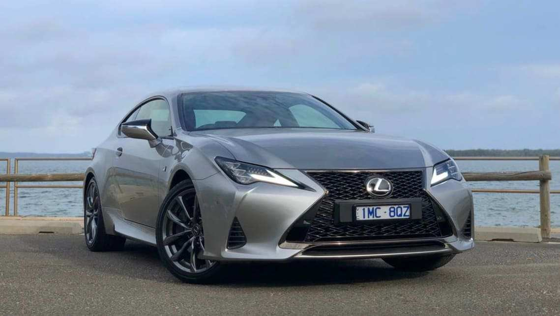 35 New Lexus 2019 Review Performance And New Engine