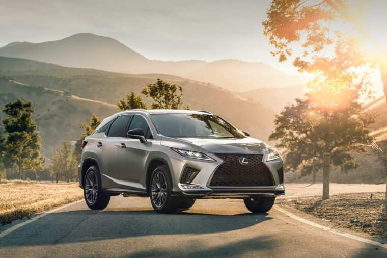 35 New Lexus Canada 2020 Price And Review
