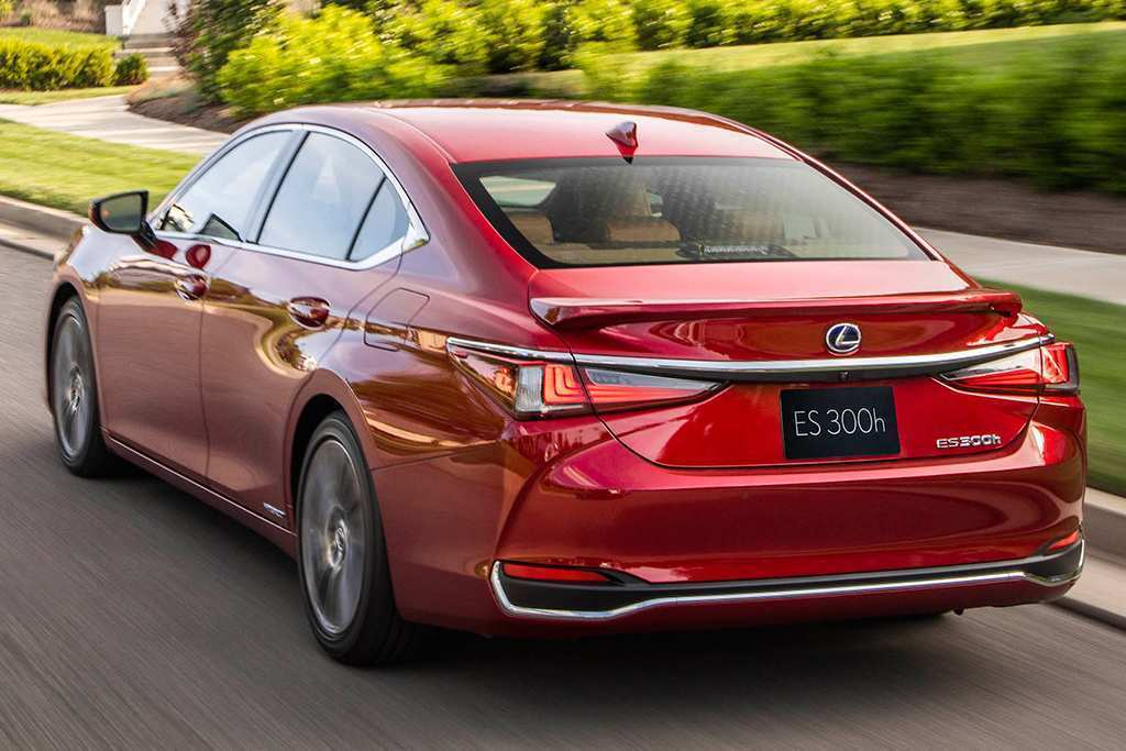 35 New Lexus Es 2019 Vs 2018 Performance