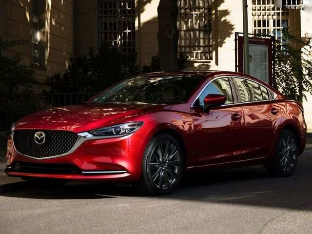 35 New Mazda 6 2019 Interior Redesign And Review