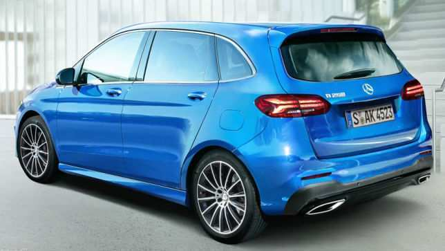 35 New Mercedes B Klasse 2019 Review And Release Date