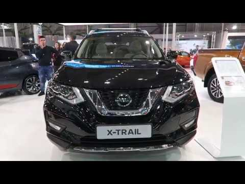 35 New Nissan X Trail 2020 Mexico Spy Shoot