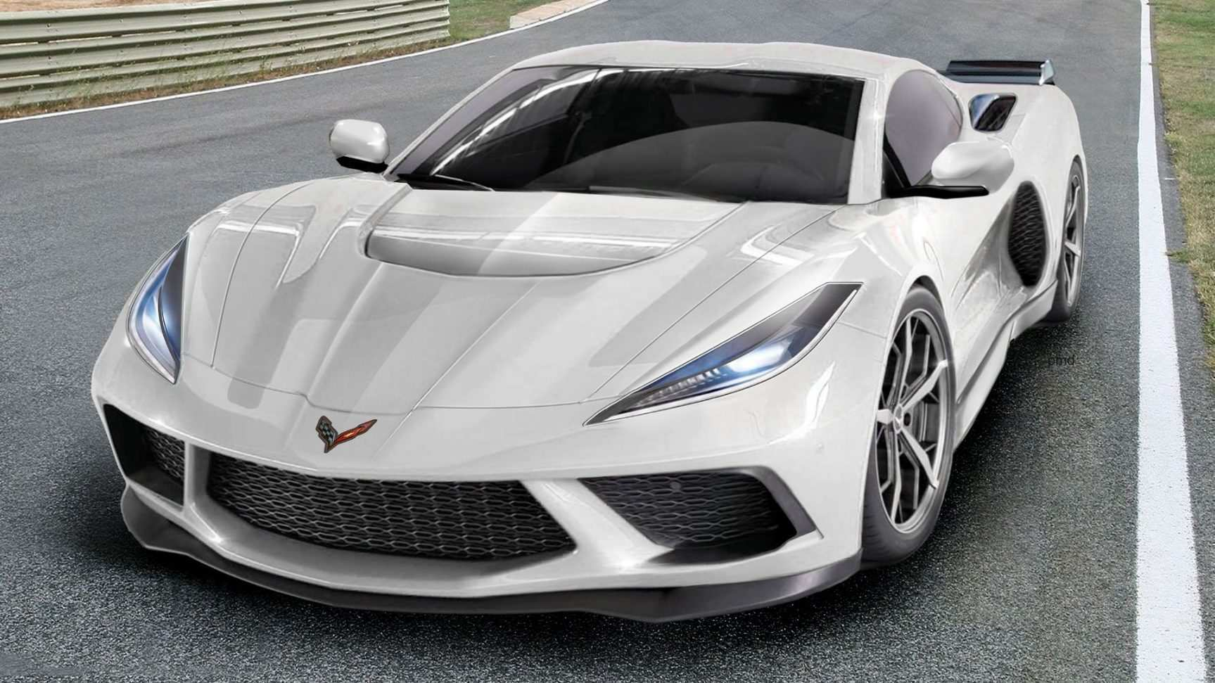 35 New Pictures Of The 2020 Chevrolet Corvette Model