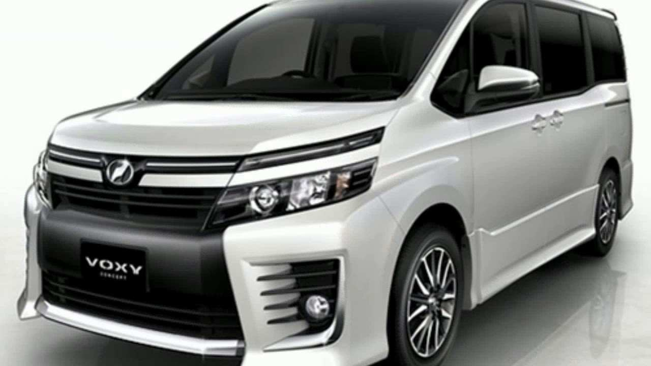 35 New Toyota Voxy 2020 Redesign