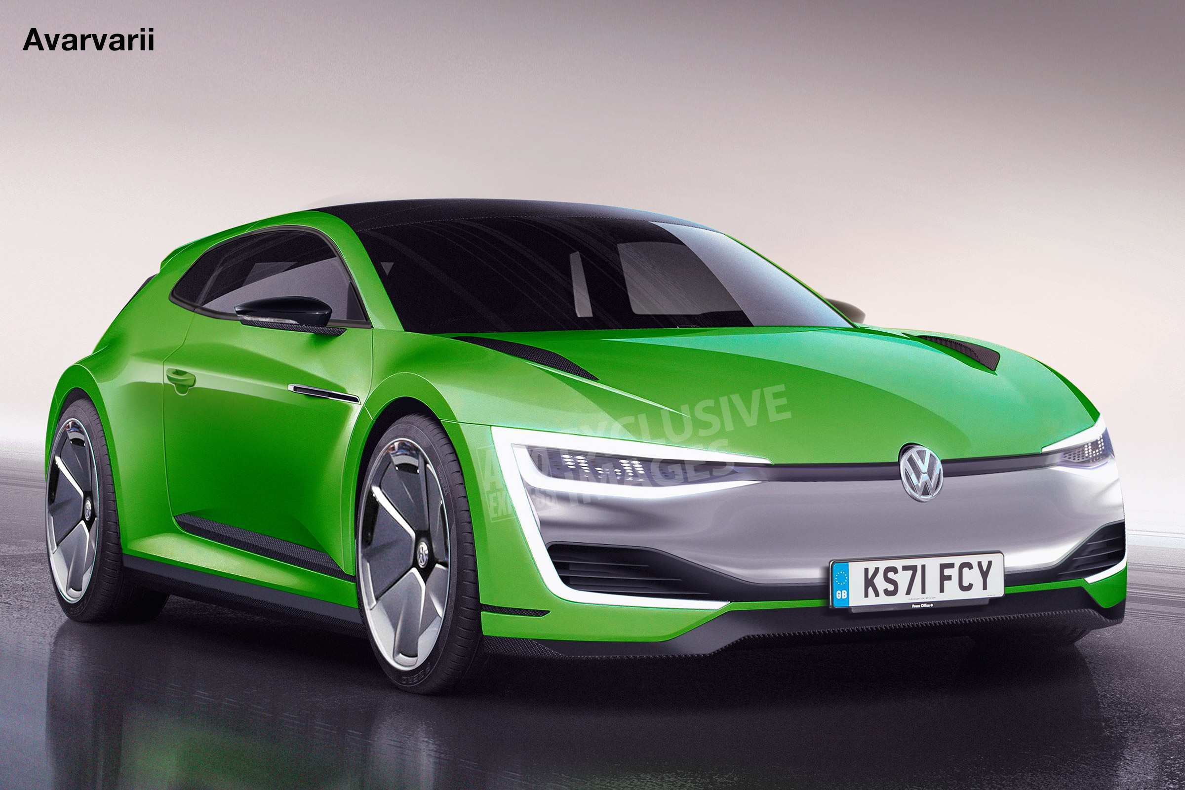 35 New Volkswagen 2019 Electric Style