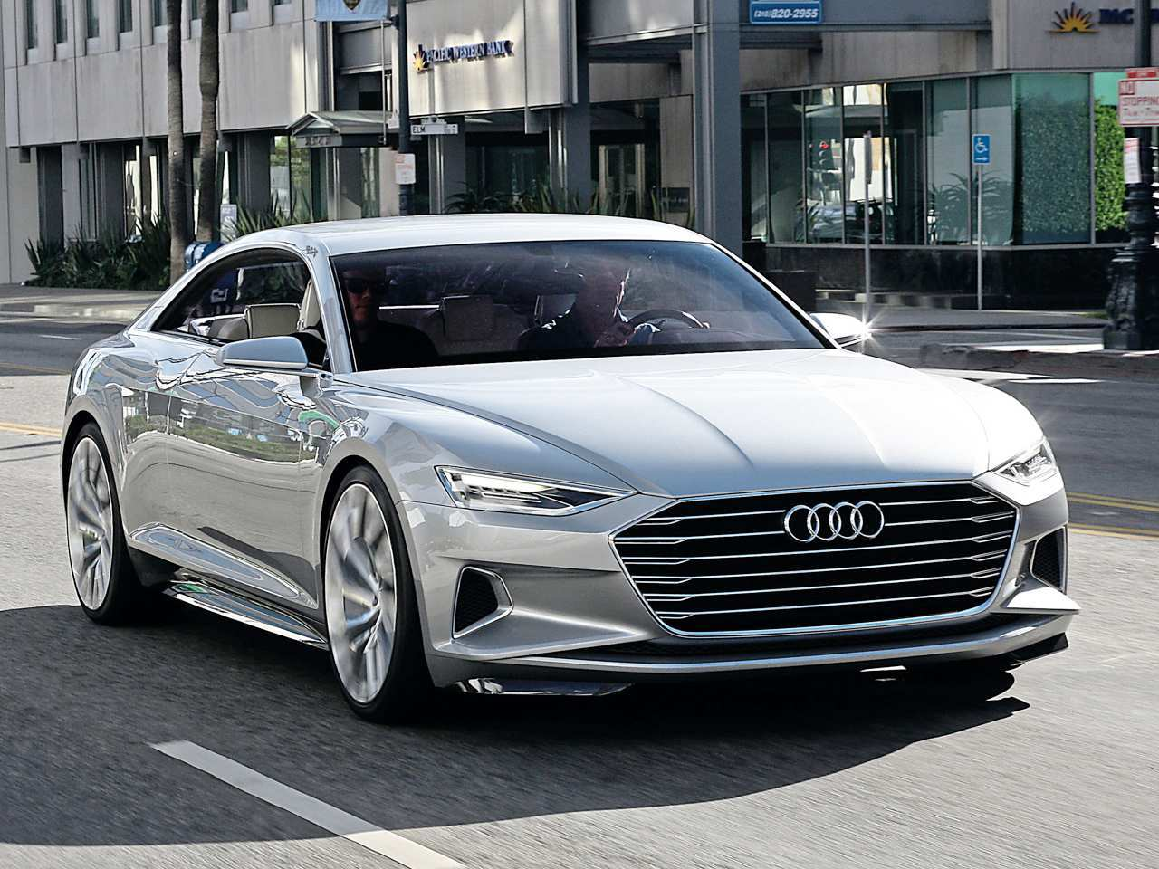 35 The 2019 Audi A9 Concept Exterior And Interior