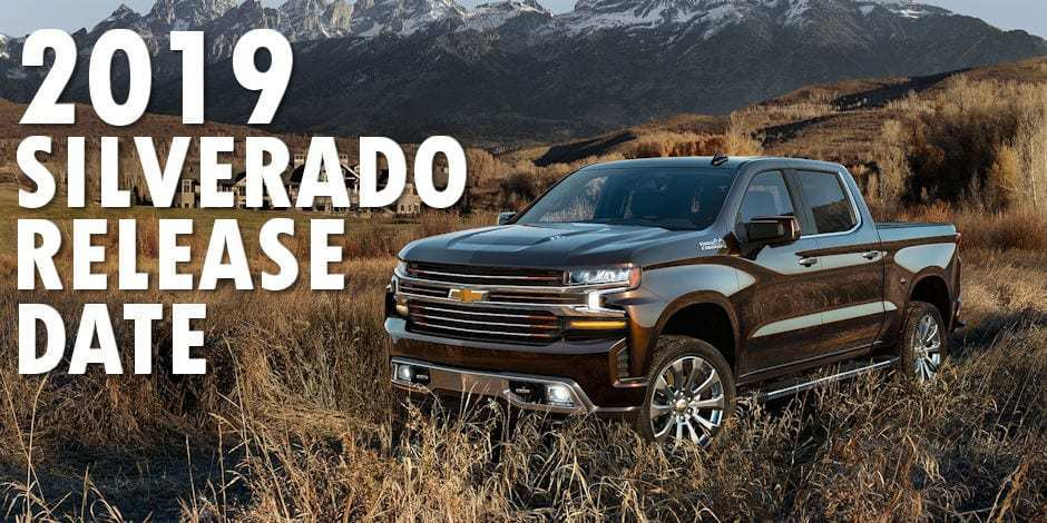 35 The 2019 Chevy Colorado Going Launched Soon Redesign