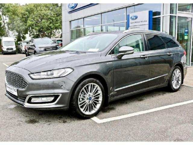35 The 2019 Ford Mondeo Vignale Rumors