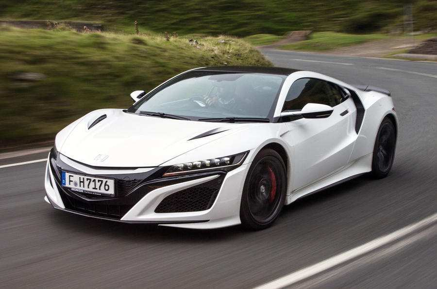 35 The 2019 Honda Nsx Spesification