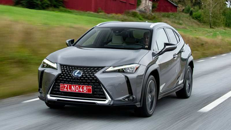 35 The 2019 Lexus Ux Release Date Spy Shoot