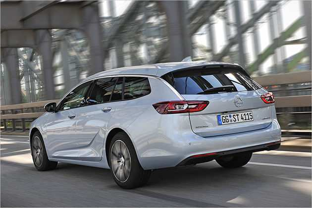35 The 2019 New Opel Insignia Release