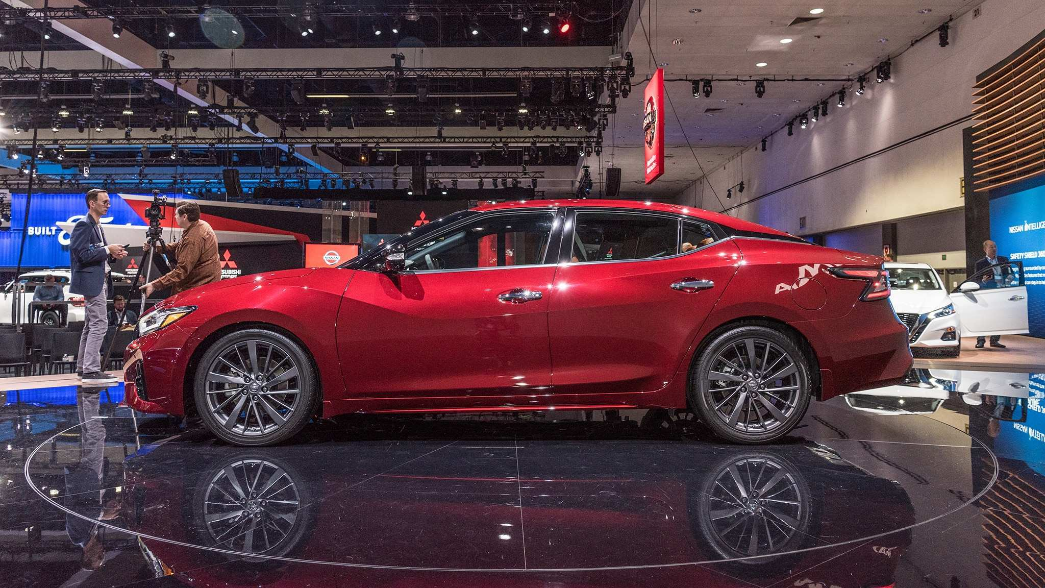 35 The 2019 Nissan Maxima Horsepower Redesign And Concept
