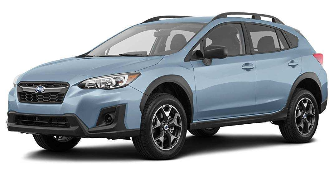 35 The 2019 Subaru Crosstrek Khaki Performance