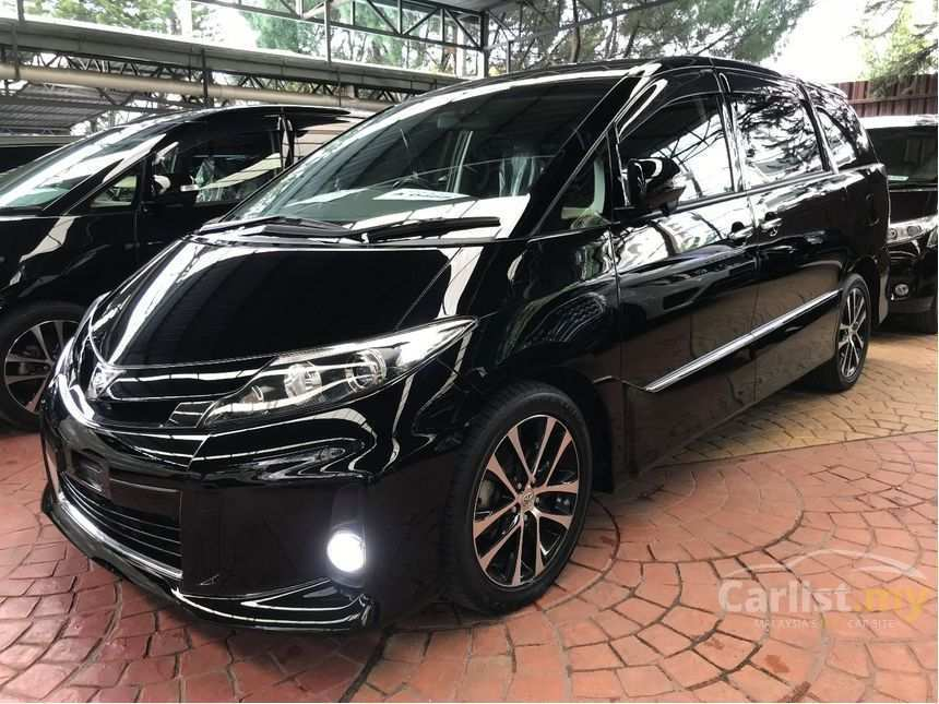 35 The 2019 Toyota Estima Research New