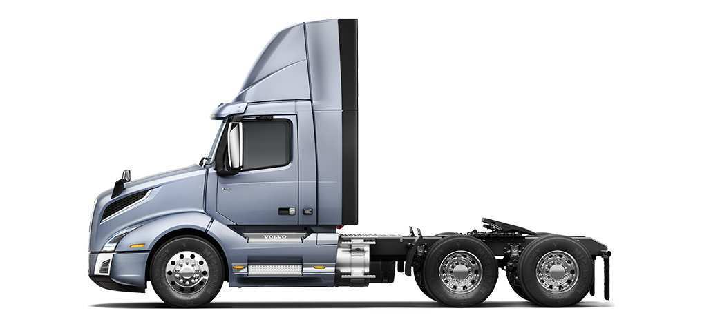 35 The 2019 Volvo Truck 860 Spesification