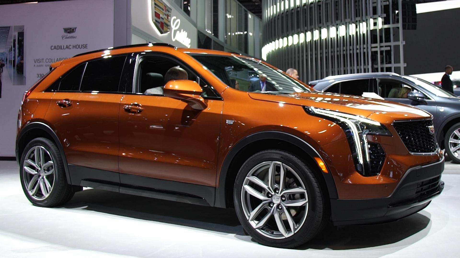 35 The 2020 Cadillac Xt4 Release Date New Concept
