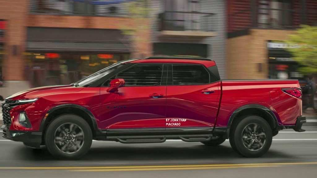 35 The 2020 Chevy Blazer New Model And Performance