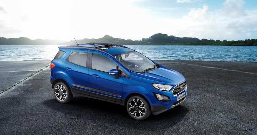 35 The 2020 Ford Ecosport Images