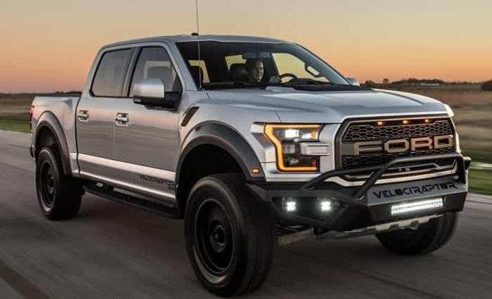 35 The 2020 Ford F150 Raptor Mpg Spy Shoot