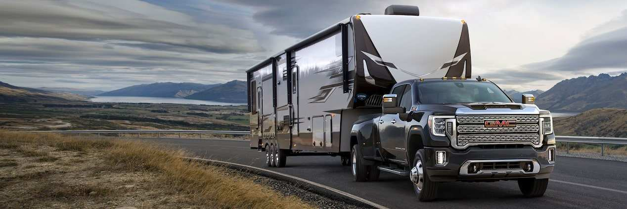 35 The 2020 Gmc Sierra Denali 1500 Hd Exterior