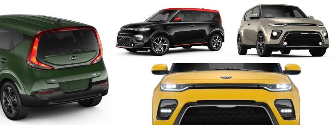 35 The 2020 Kia Soul Undercover Green New Model And Performance