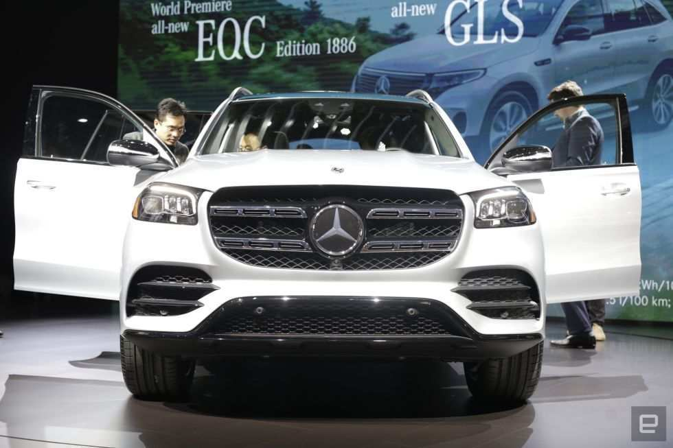 35 The 2020 Mercedes GLS Price Design And Review