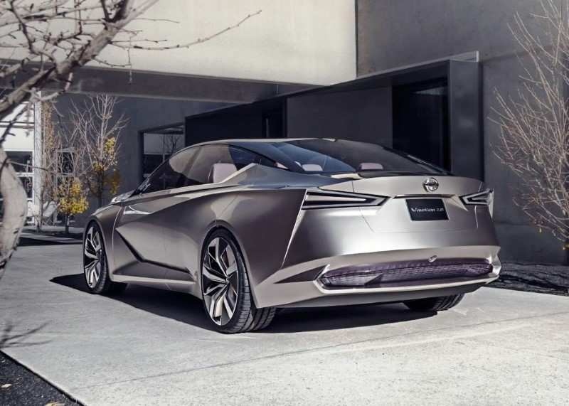 35 The 2020 Nissan Maxima Detailed Model