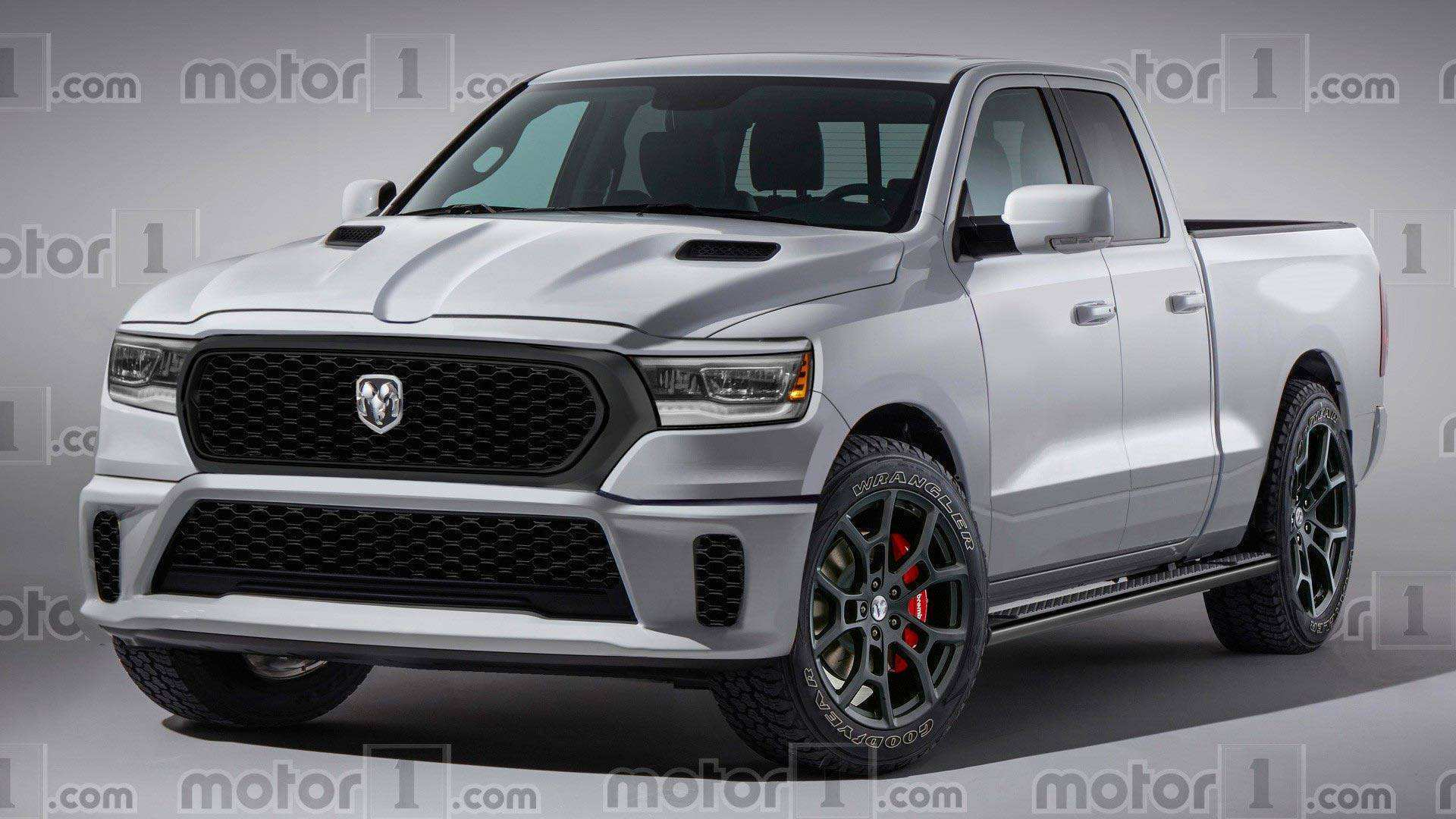 35 The 2020 Ram 1500 Hellcat Diesel Research New