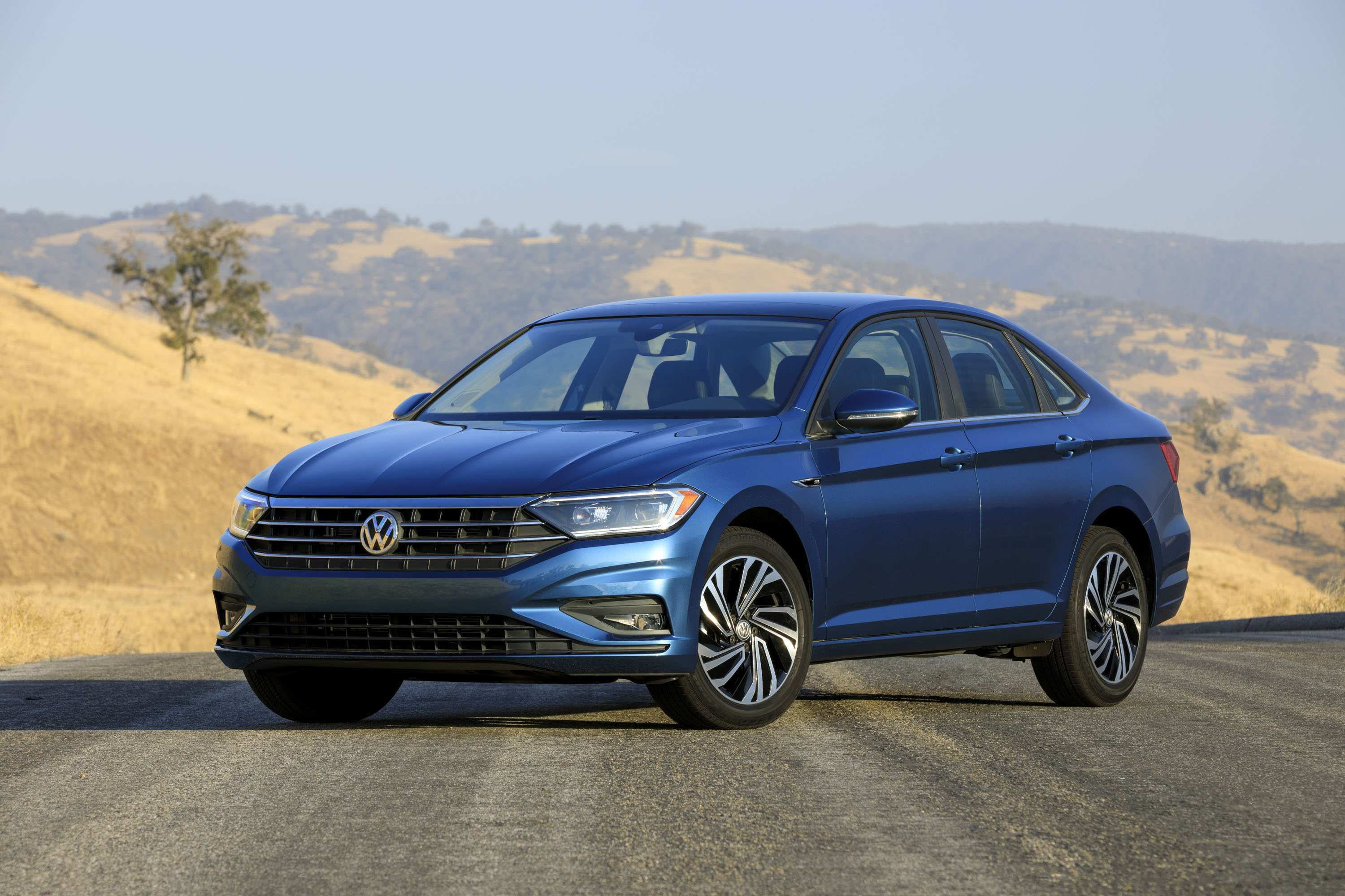 35 The 2020 Volkswagen Jettas Speed Test